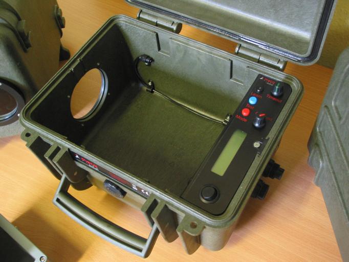 Cambush camera trap