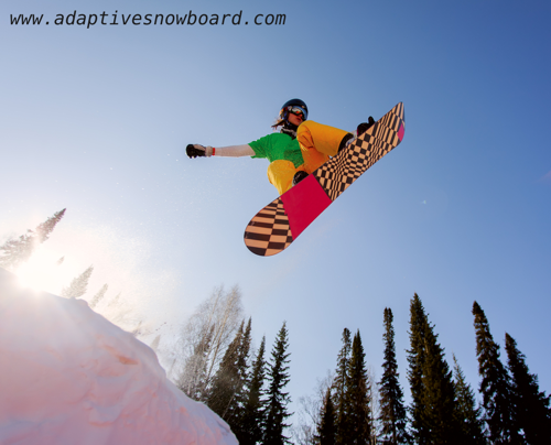 Adaptive Virtual Snowboarding