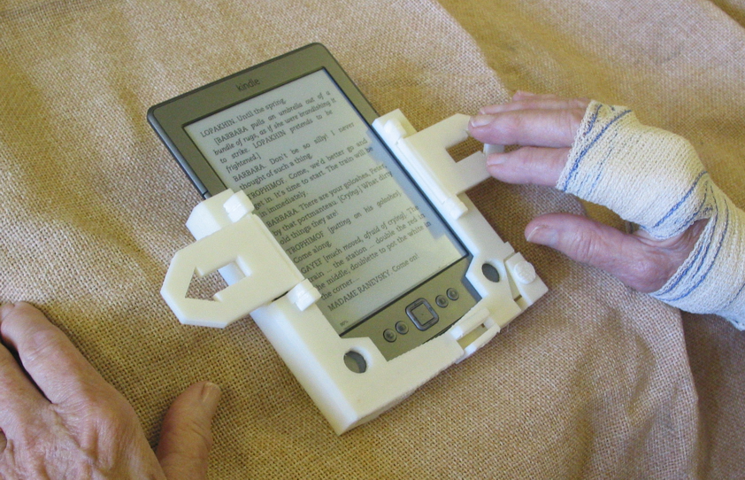 kindle page turner